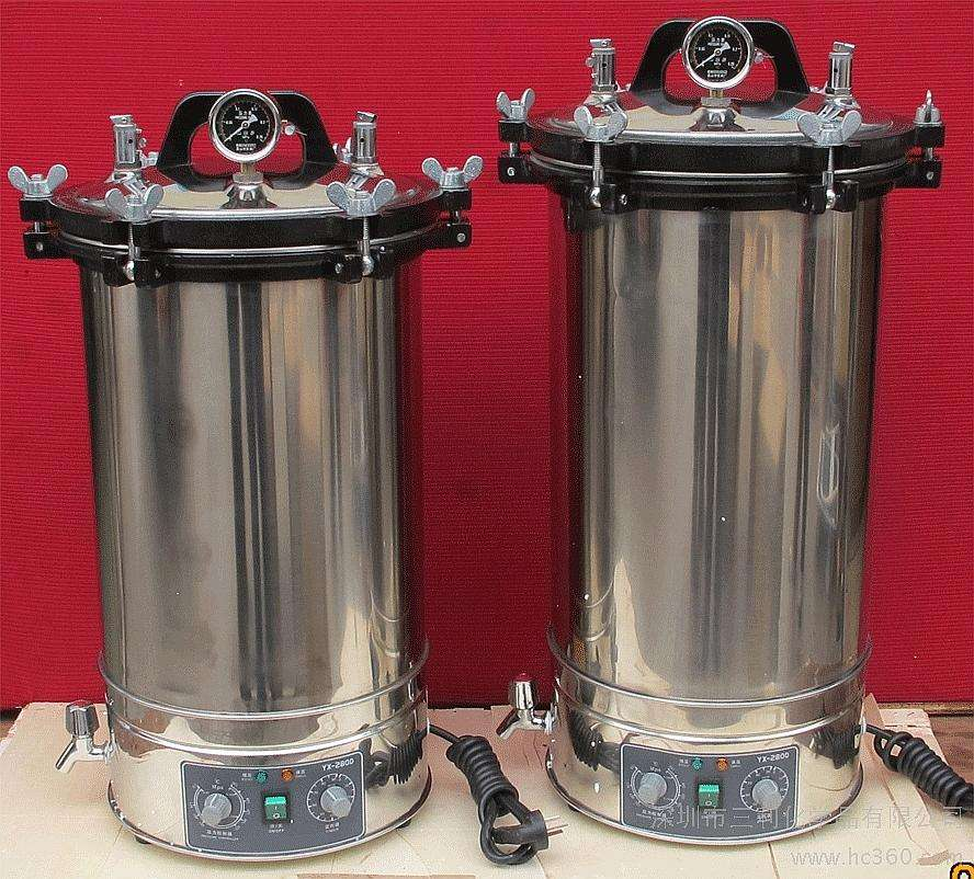 Portable Stainless Pressure Autoclave