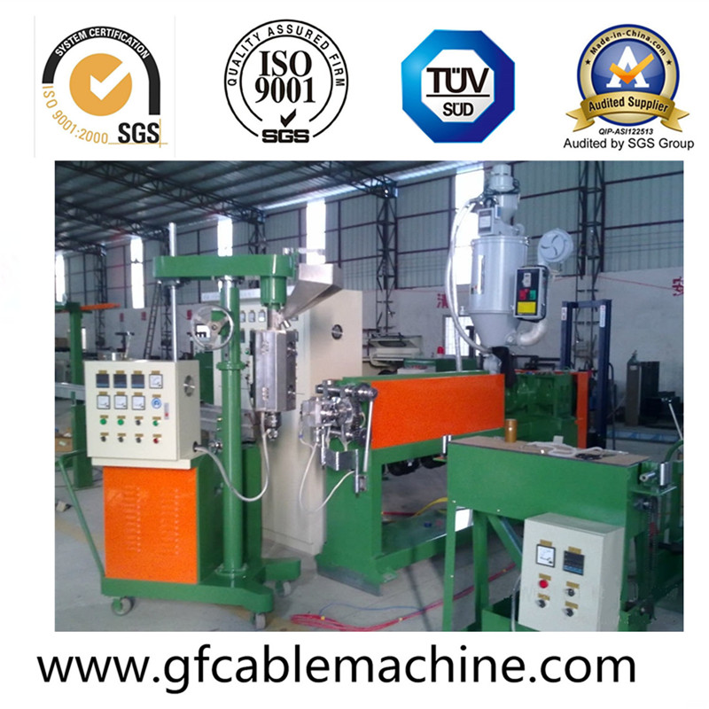 High Speed Power Cable Extruder Equipment