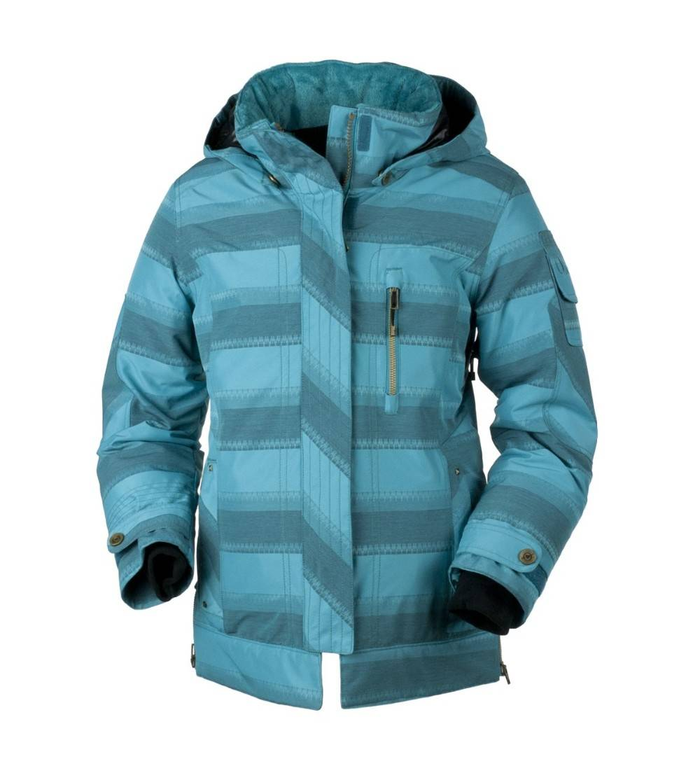 Active Ski Jacket for Outdoor Clothing
