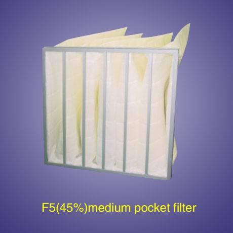 F5 Pocket Filter