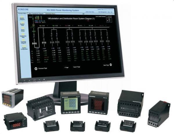 KS-3000 power monitoring system