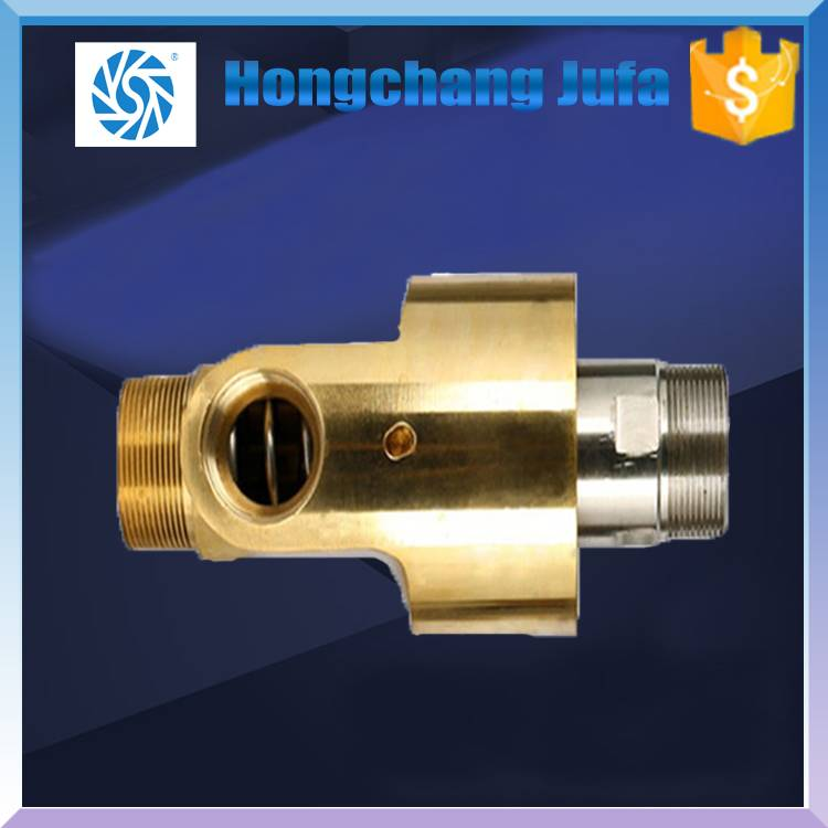 High pressure high speed water rotary joints/rotary union/rotary joint