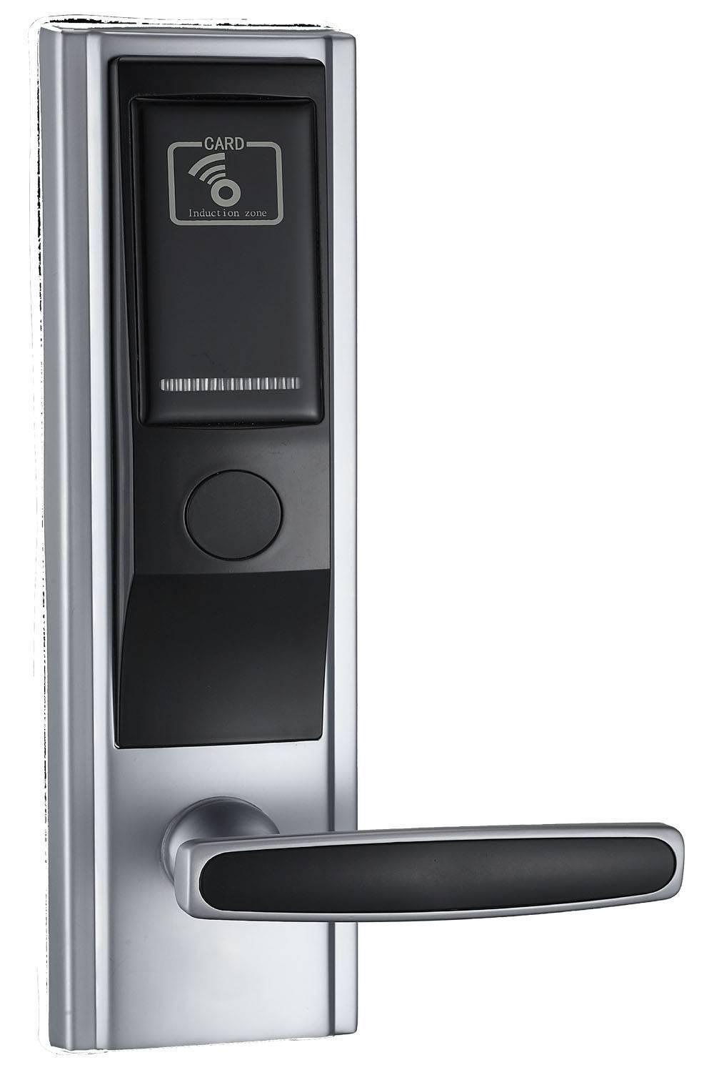 RF door lock