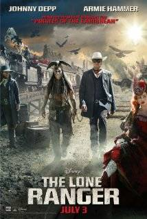 The Lone Ranger dvd movies