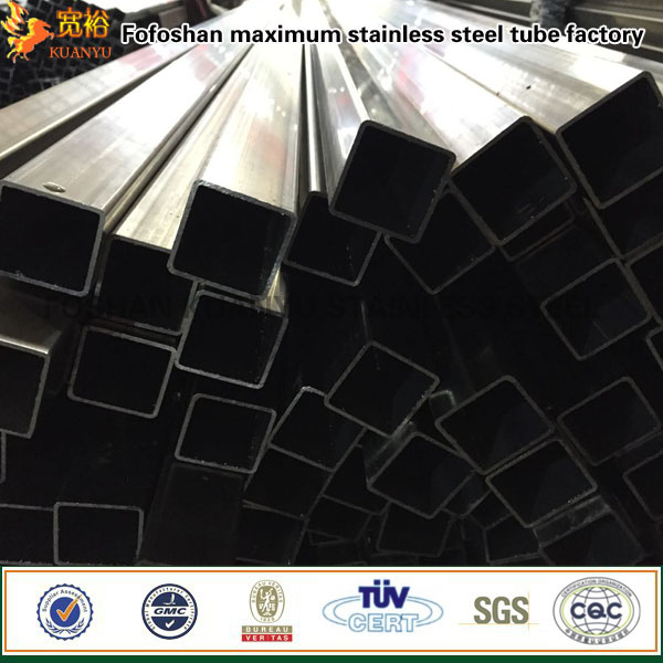 Tp 316 High Quality Square Pipe Pricing