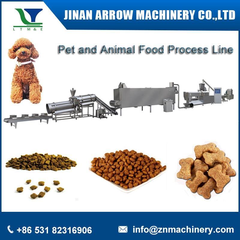 Pet food process line
