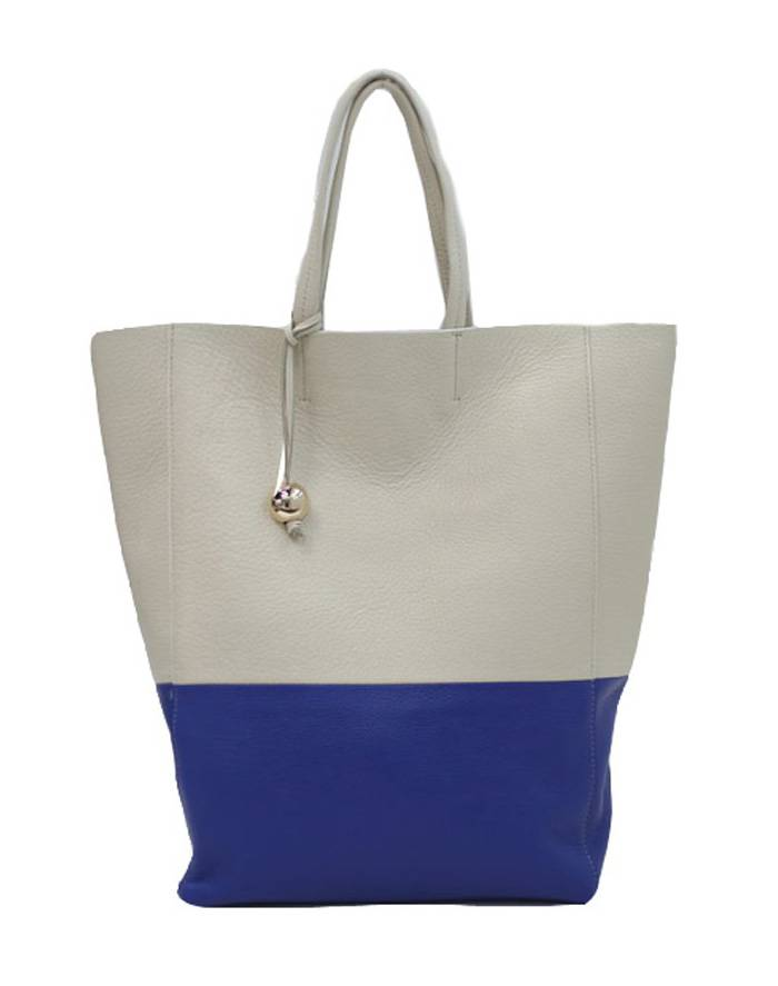 Fashion Top Grain Leather Handbag Tote Bags Shoulder Bags