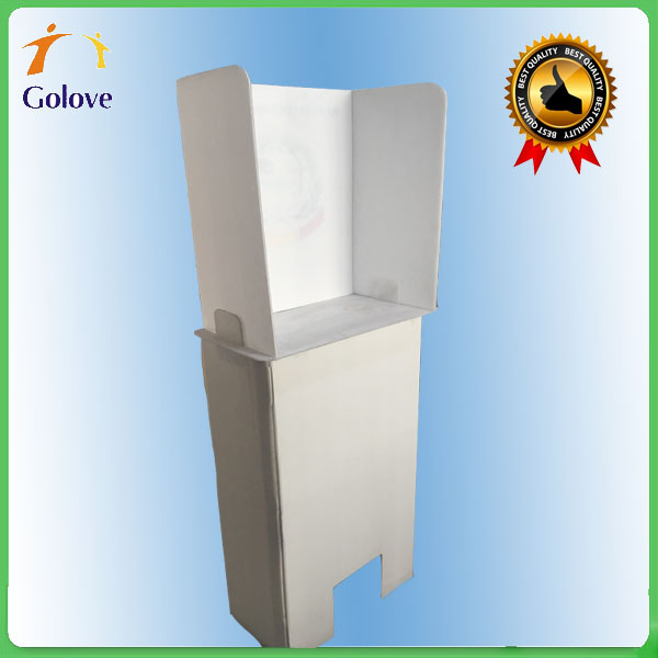 Factory Direct-selling Cardboard Foldable Polling Booth