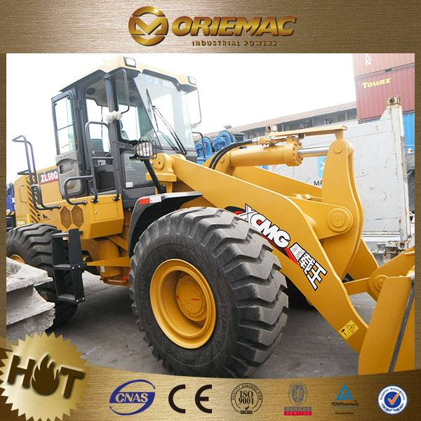 new price xcmg zl50gwheel loader