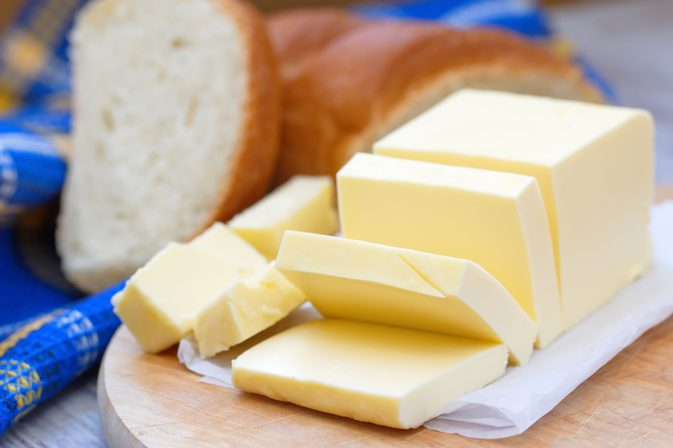 Unsalted Lactic Butter 82%