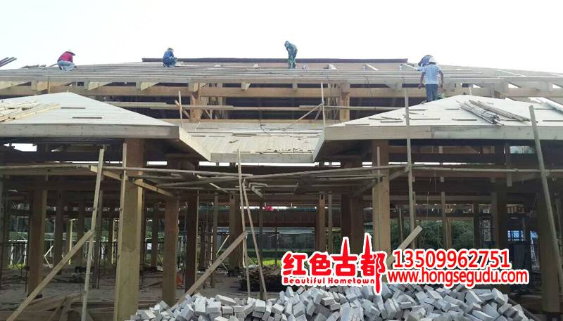 Supply New designed prefab wooden house