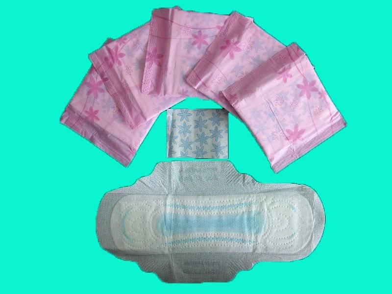 2010 cheapest Feminine sanitary napkins
