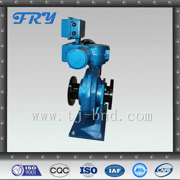 Electric actuator operated Gate Valve SKD-400