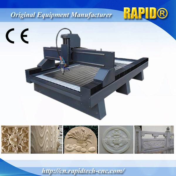 Stone Cutting Engraving CNC Router Machine