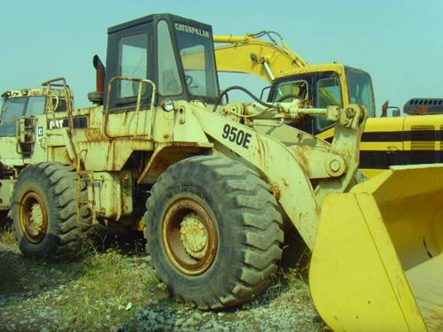 Used Wheel Loader CAT950E