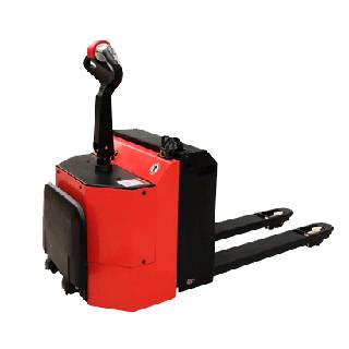 Powered Stand-on Pallet Trucks with CE Certificate