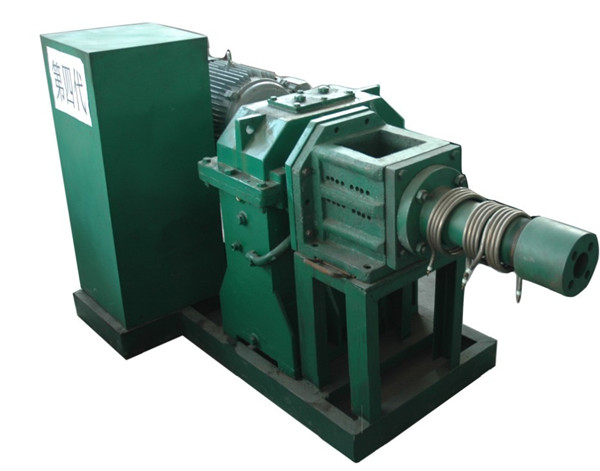 Charcoal briquette machine Mature technology and high yield in china