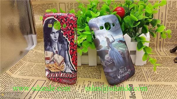 3D Sublimation Phone Case