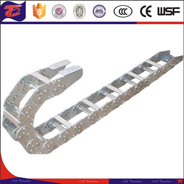 TL Series Stainless Steel Drag Chain