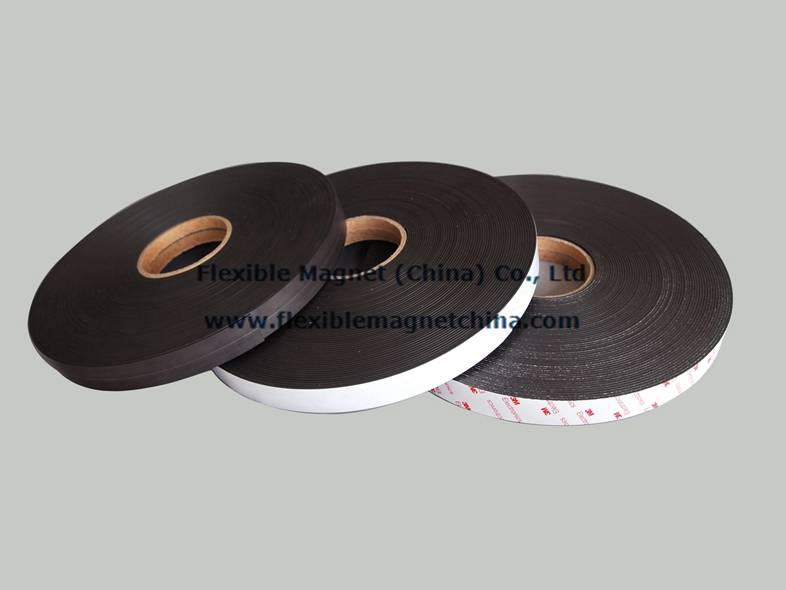 Extrusion Magnetic Strip with self adhesive