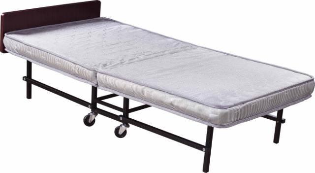 The cost of manufacturers selling hotel steel folding mattress leisure break double sponge