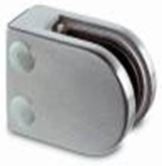 DGC025 stainless steel glass clamp / clip