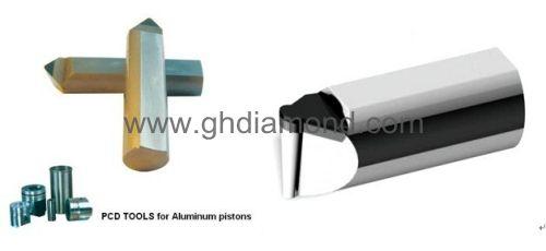 PCD Diamond Piston Tools