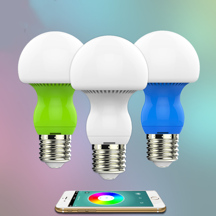 RGBW Smart WIFI APP control Led Light Bulb