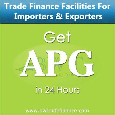 Avail APG for Importers & Exporters