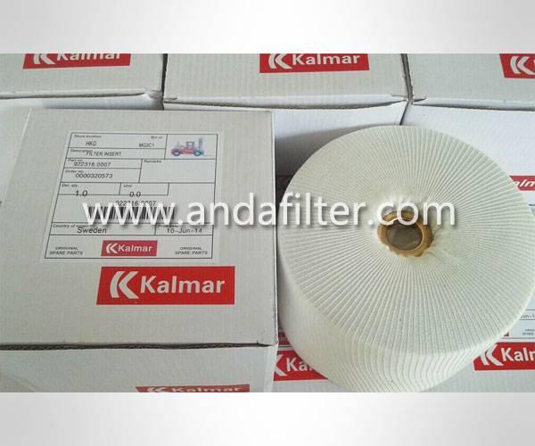 Hydraulic filter For Kalmar 922316.0007