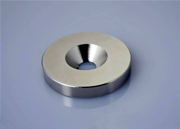 cheap Magnetic Power round permanent magnets for sale