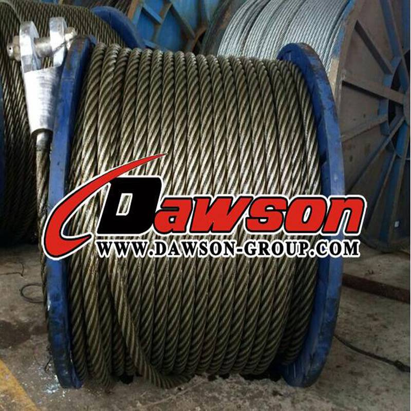 wire rope sling from China Dawson
