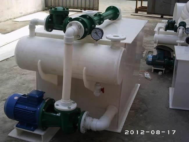 RPP Type Full Pastic Water Jet Vacuum Pump