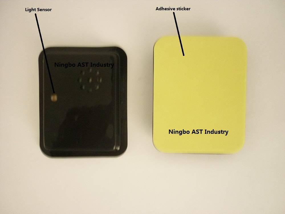 light activited sound module