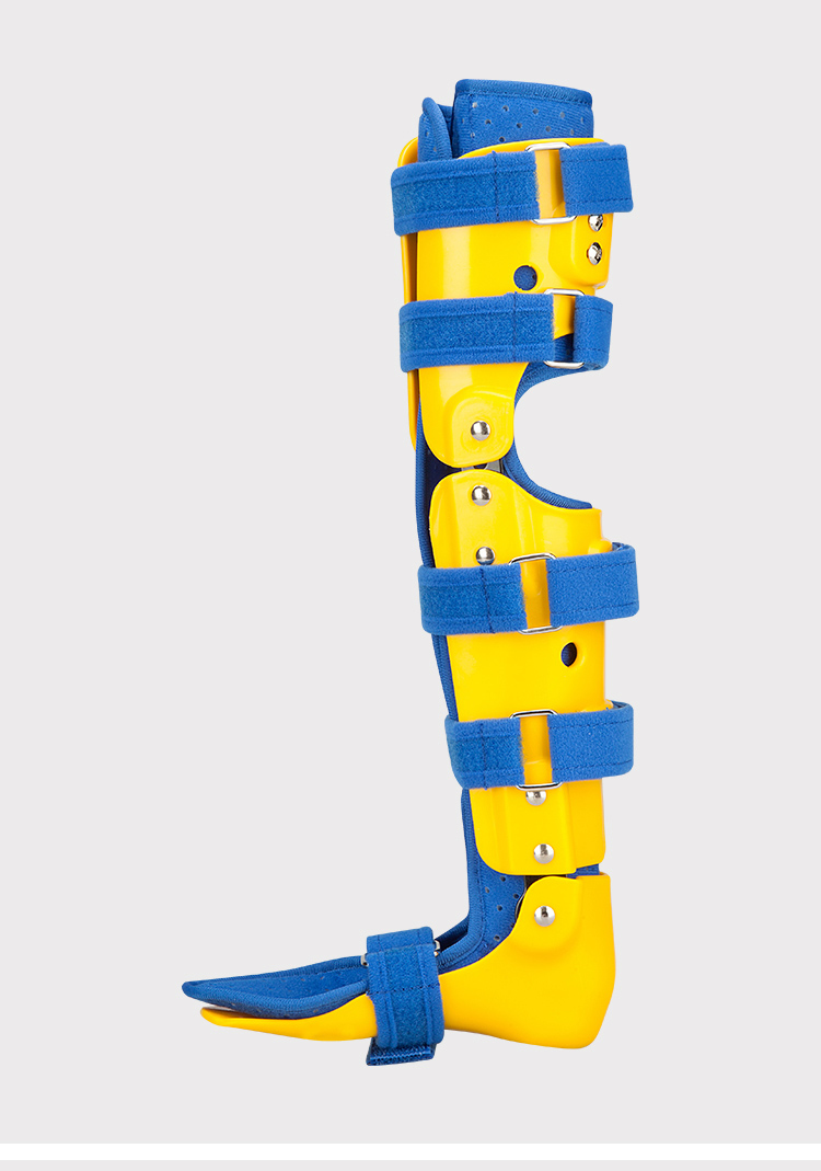 CE and FDA Medical Adjustable Orthopedic Knee Ankle Foot Orthosis for Children