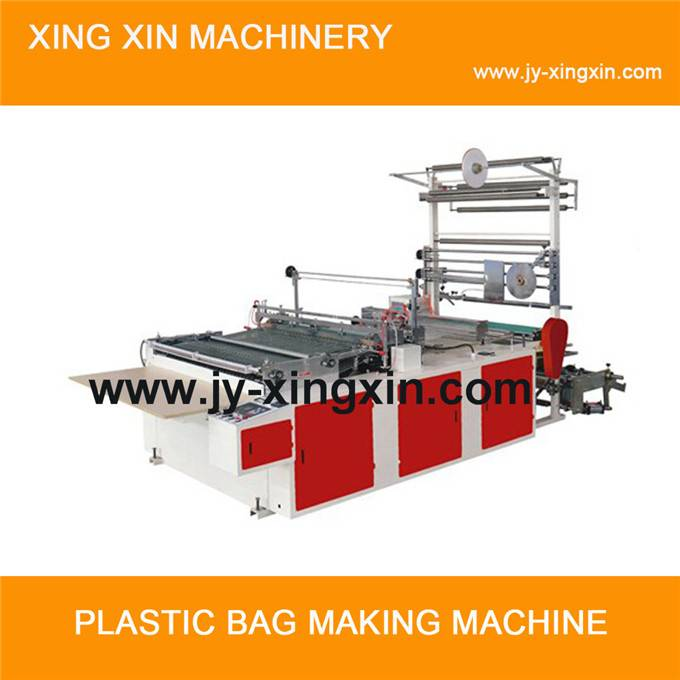 Computerized Thermal Sealing & Cutting Bag Making Machine