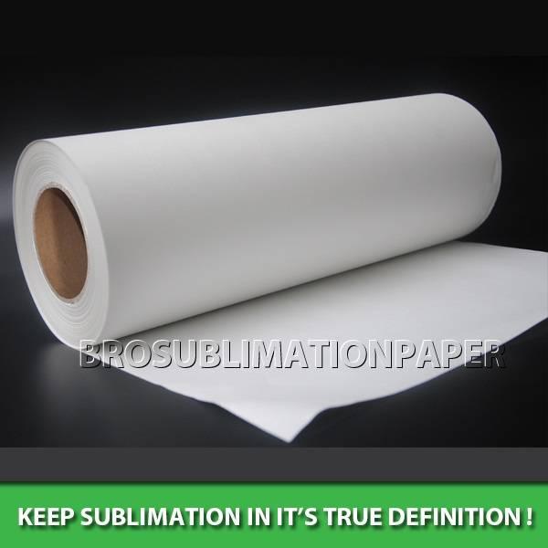 """Economic 90g Sublimation Paper 44""""*100m"""