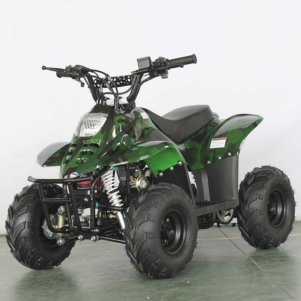 MZYR 4 Wheel 50CC Kids Drive ATV 110 With Reverse For Sale