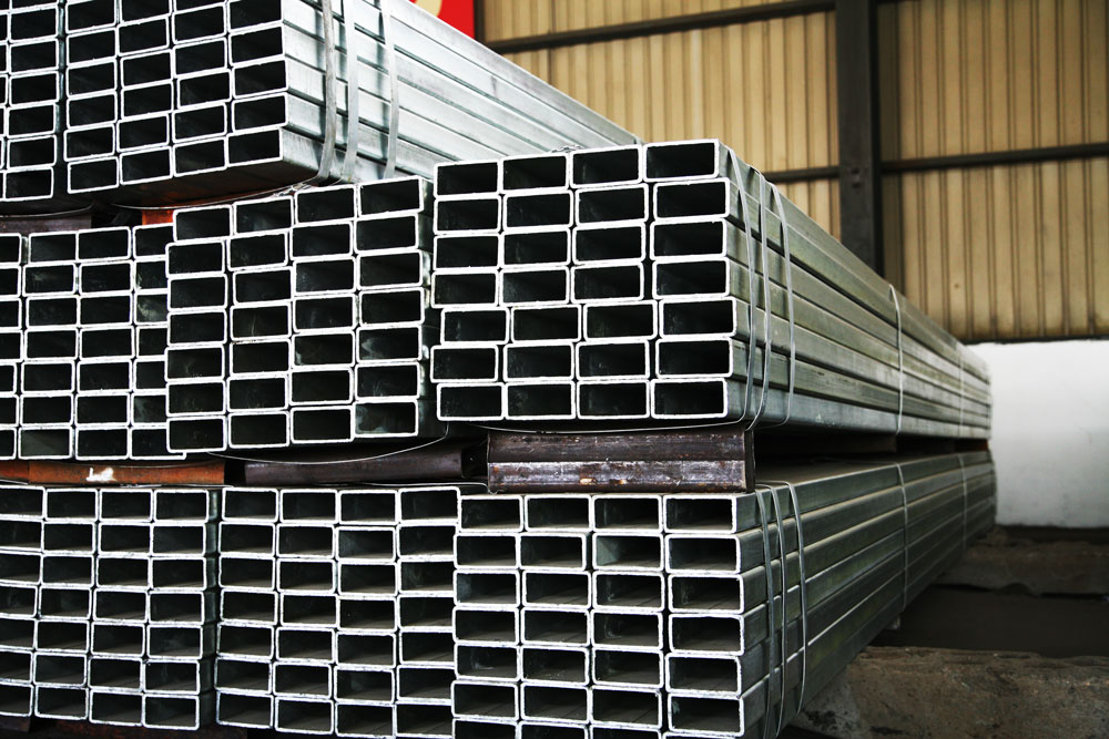Square Rectangular Steel Pipe