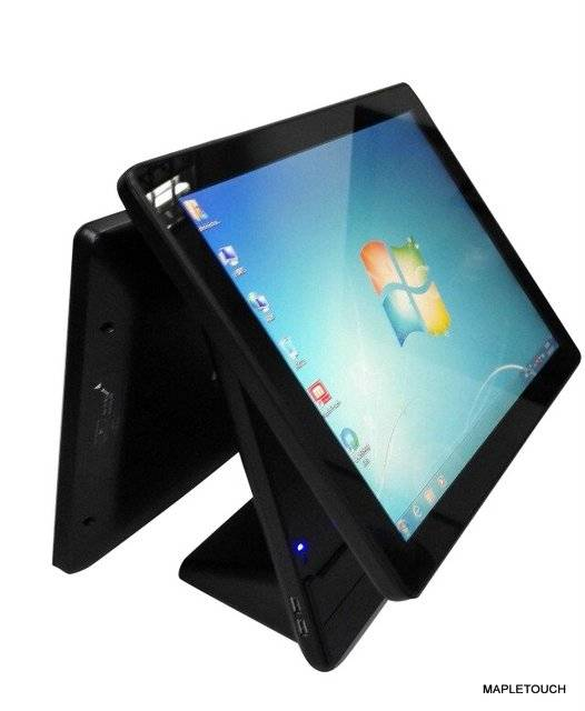 15'' touch screen computer/pos computer/MapleTouch pos system