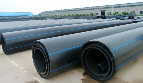 China hdpe pipe pn16 sdr11 pe pipes