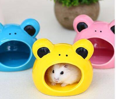 small animal Ceramic nest
