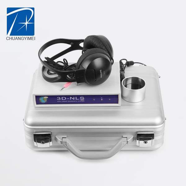 3d nls health analyzer C-0001
