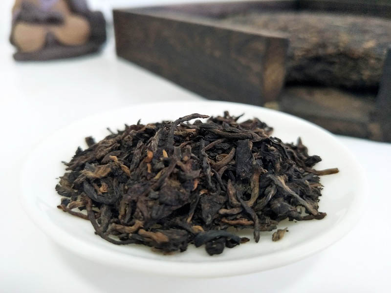 Chinese Premium post-fermented Pu Er tea