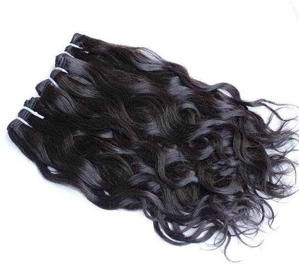 natural wave remy virgin Malaysian human hair extension