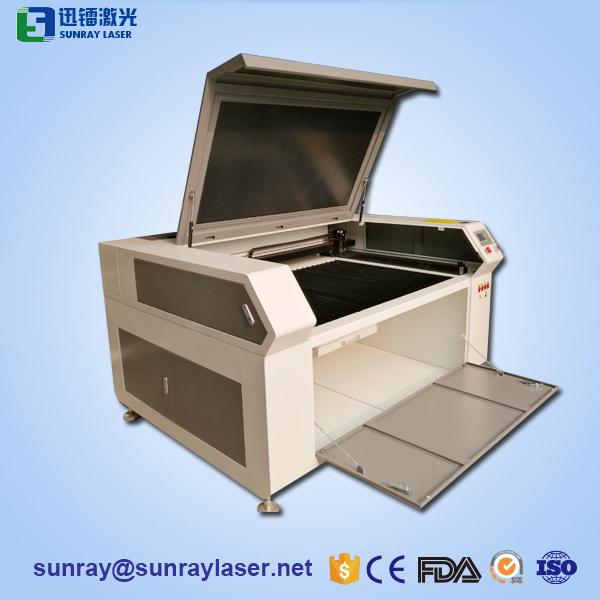 10mm 130w plywood sunray laser cutting machine