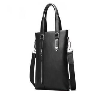 hautton Men Leather Briefcase Bag DB138