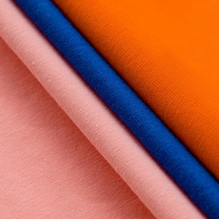 100% polyester jersey fabric for polo shirt