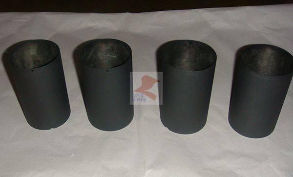 titanium anode tube for making hydrogen