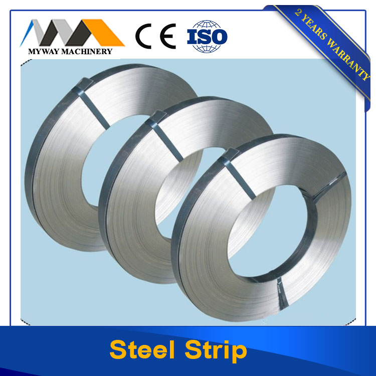 Steel strapping band Steel packing strip metal banding strap